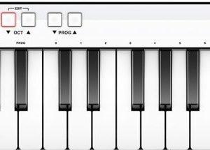 Irig Keys Lightning Syntetisaattori