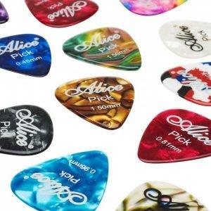 Rock On Plektrum 18-Pakkaus