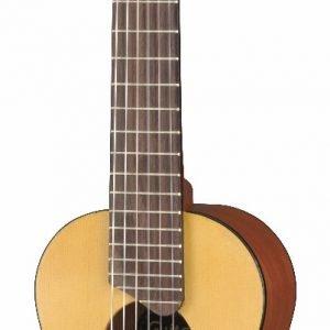 Yamaha Gl1 Guitalele Nailonkielinen Kitara Natural Koko 1/8